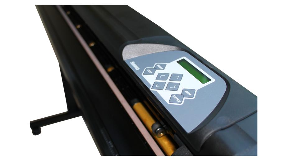 Summa D120 panel urządzenia
